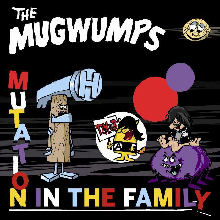"""#Punk Reviews:  THE MUGWUMPS: Mutation In The Family http://www.punkadeka.it/the-mugwumps-mutation-in-the-family/ Il primo marzo dello scorso anno è uscito per Monster Zero Records e It's Alive Records""""Mutation In The Family"""",il nuovo album degli austriaci Mugwumps.Il terzetto di Innsbruck torna così con un nuovo lavoro da studio dopo """"Banana Brain""""del 2007 e del 7"""" &#..."""