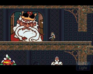 Odyssey | Amiga Games - Gameplay (hol abime net) | Games