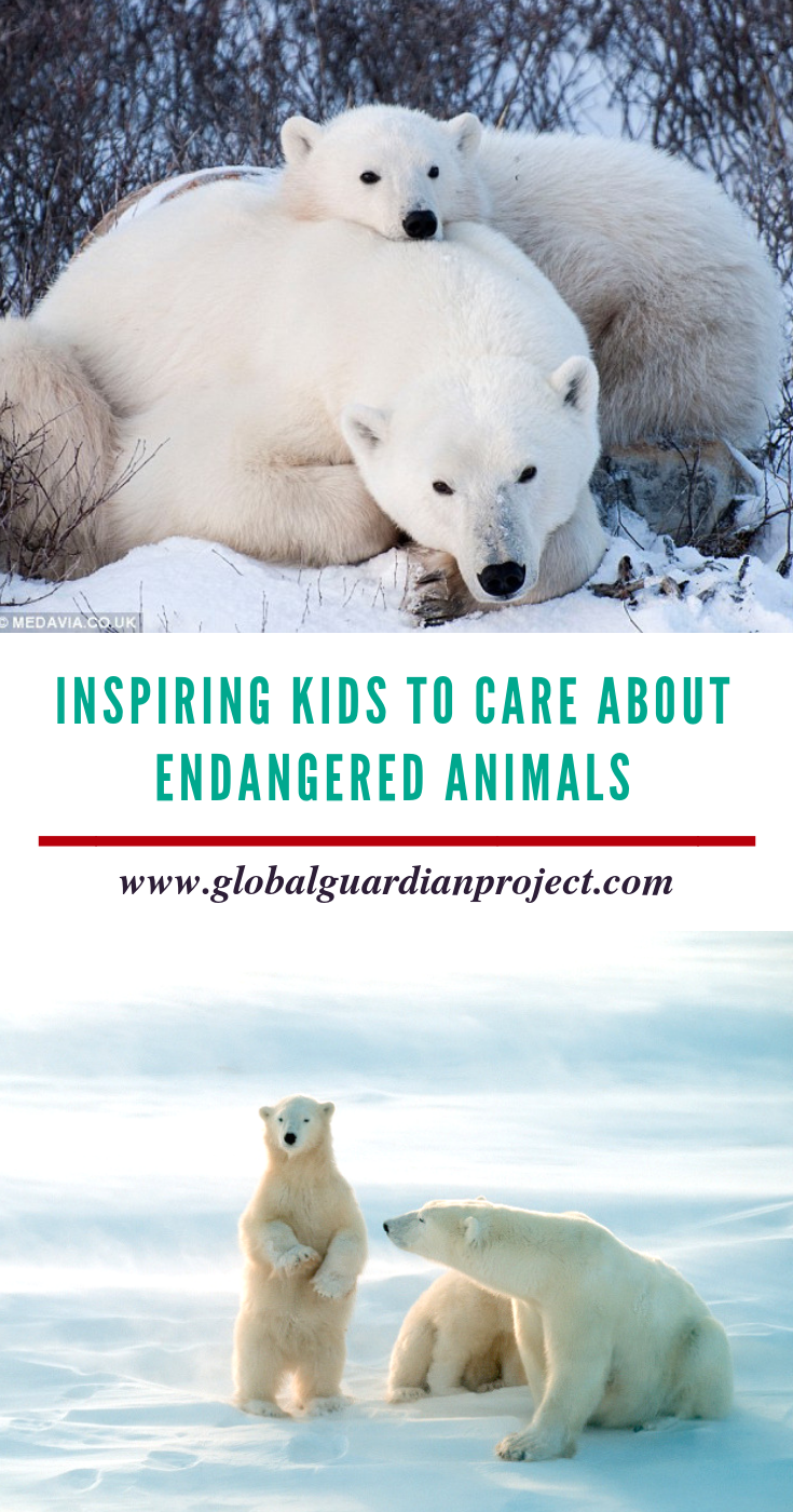 Inspiring Kids to Care About Endangered Animals