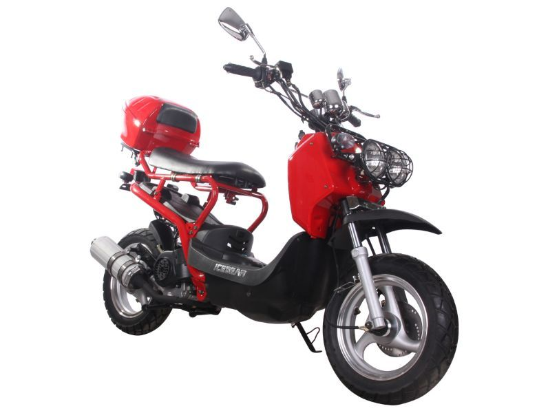 Icebear Bandit - Scooter 50cc | Products | Scooter 50cc