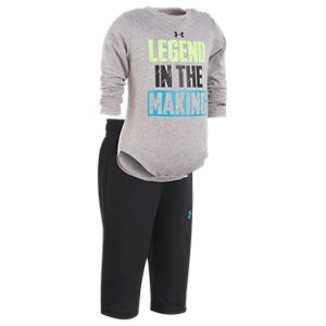 2ad5ed8d Under Armour Legend in the Making Bodysuit and Pants Set for Babies ...