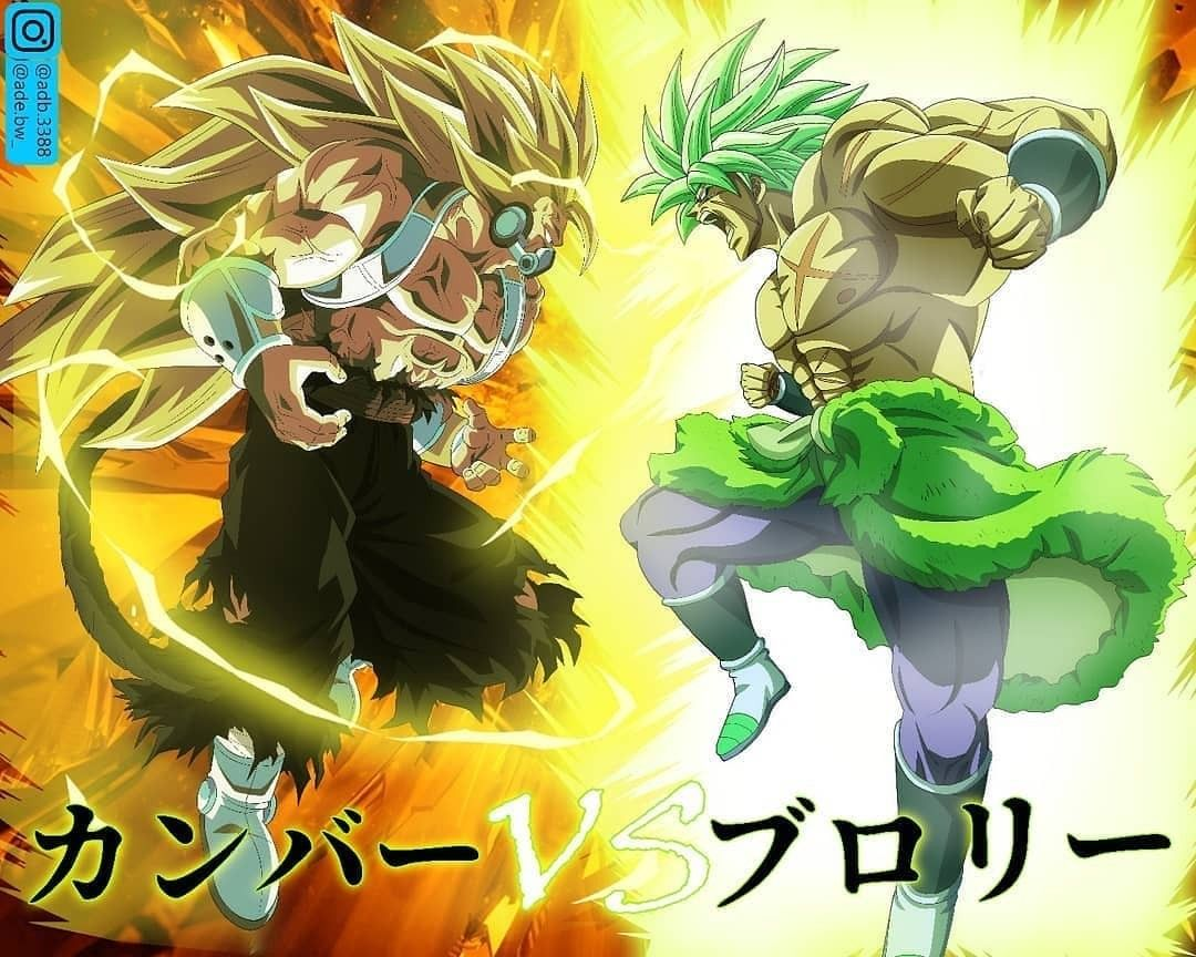 Cumber Vs Broly Who Would Win Anime Dragon Ball Super Dragon Ball Artwork Dragon Ball Super Art