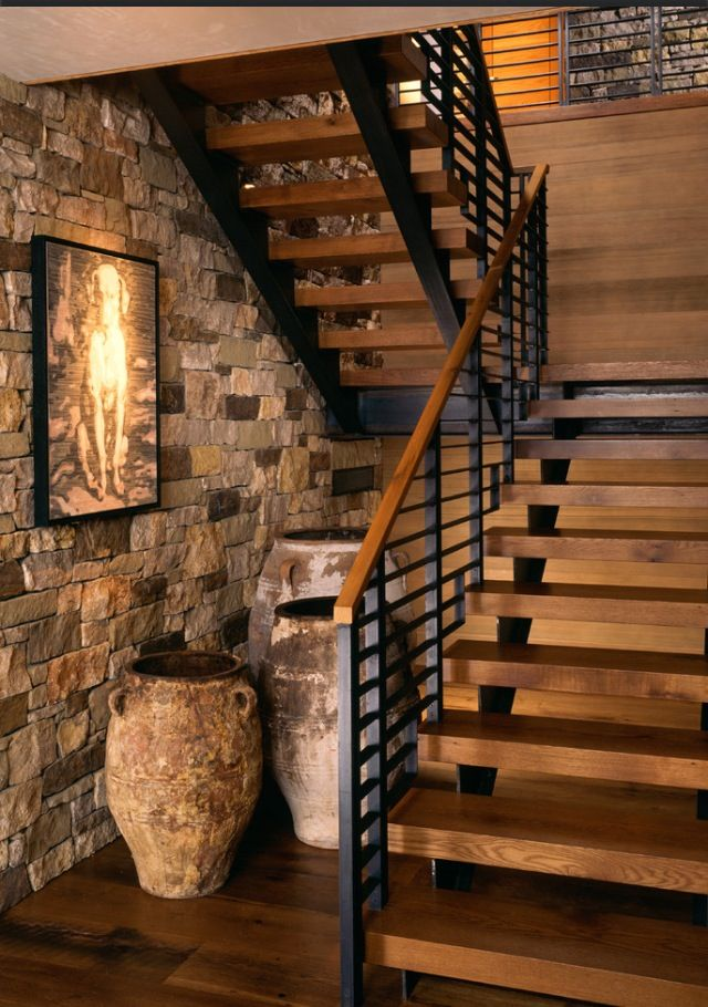 Basement Stair Designs Plans stairs | stairs | pinterest | staircases, house and stairways