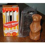Fuzzy Wuzzy bear soap ~ Fuzzy Wuzzy was a bear...Fuzzy Wuzzy had no hair...Fuzzy Wuzzy wasn't Fuzzy...Wuzzy!