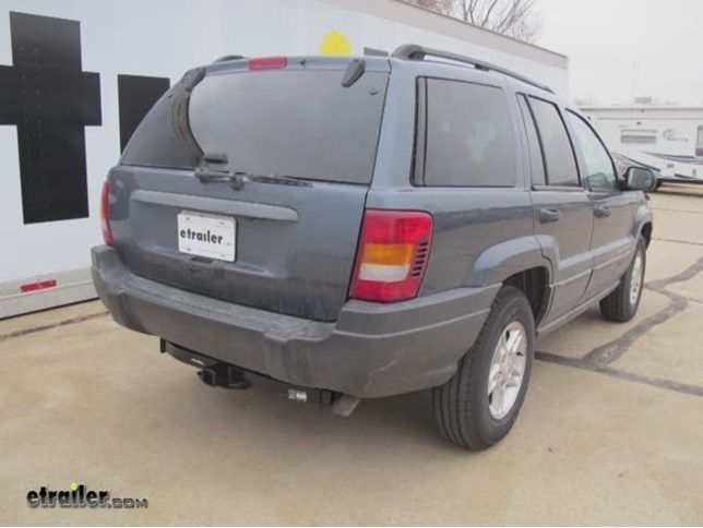 Great 2002 Jeep Grand Cherokee Hitch