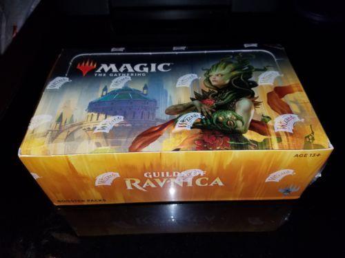 English 5x MTG Ravnica Allegiance Booster Pack Sealed New