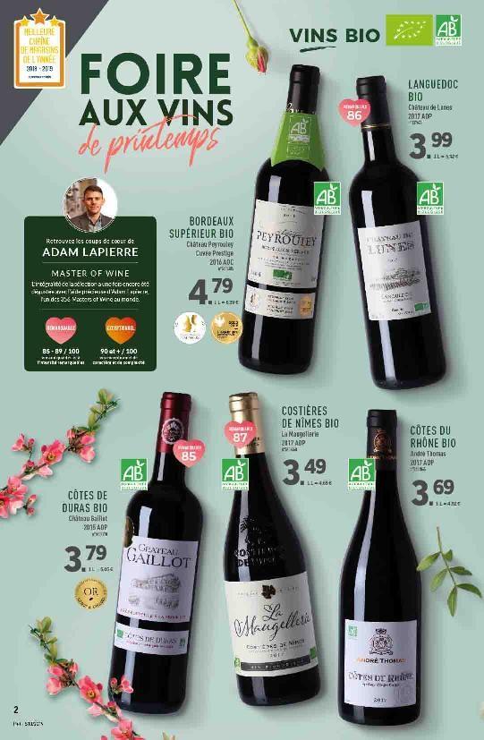 Foire Aux Vins Lidl 2020 : foire, Épinglé, Makro, Liquor, Shoots, Layouts