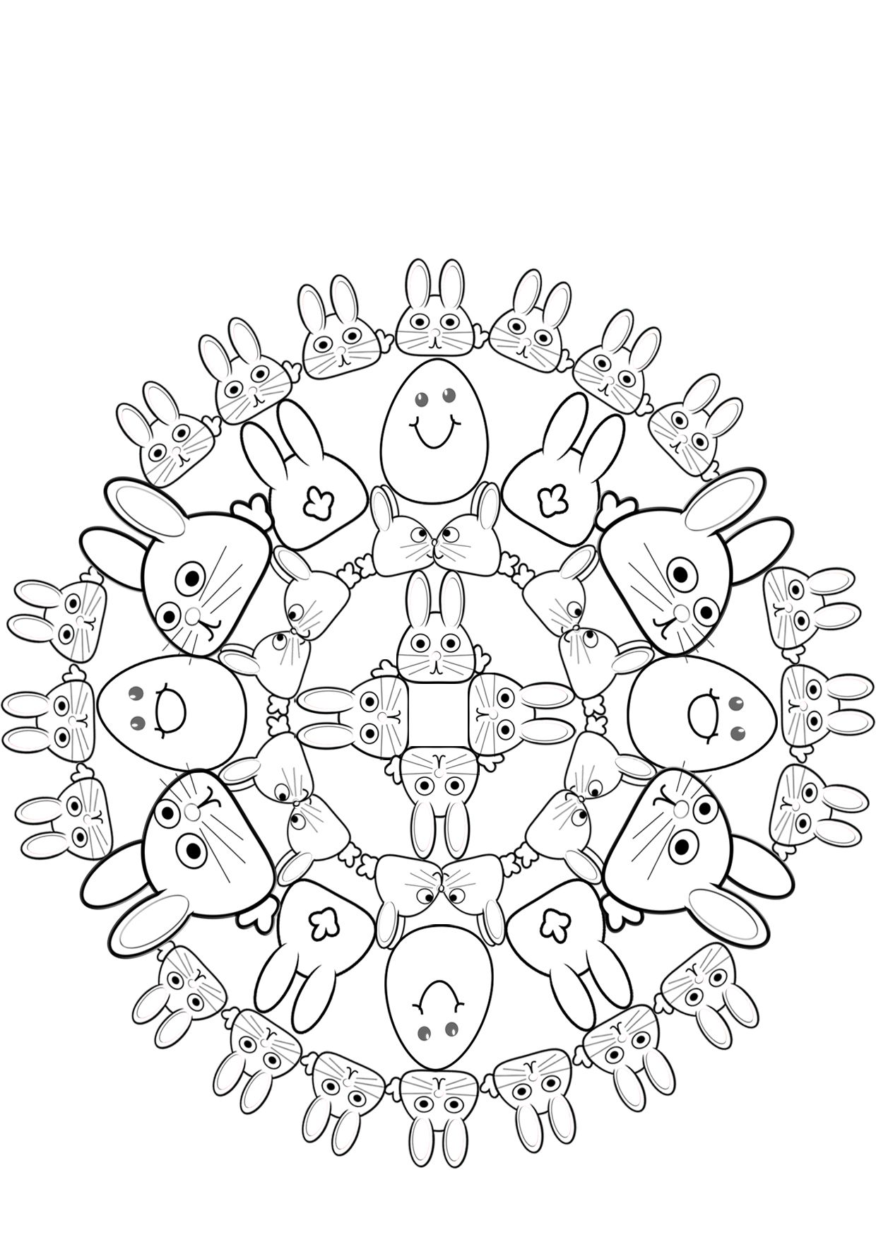 Bildergebnis für mandalas zum ausmalen pdf Mandala