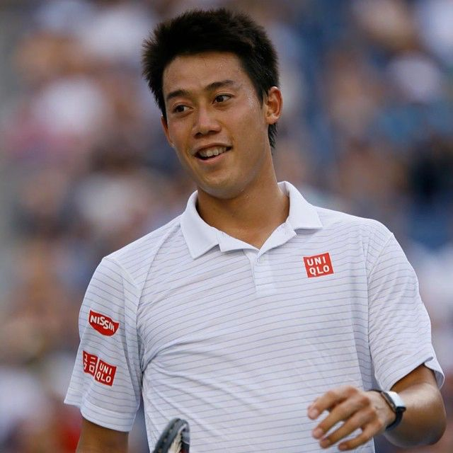 Kei Nishikori advances to the Finals! Congrats on an amazing match against @Djokernole. #usopen #tennis