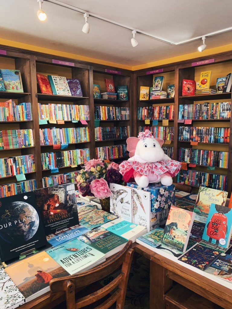 Octavia's Bookshop: A quaint independent store in Cirencester | solosophie