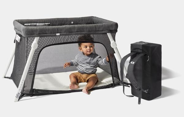 Lotus Portable Crib Amp Playard Travel Crib Pack And Play