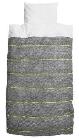 Out of the Box Christchurch - Snurk 100% cotton Duvet Set - New School