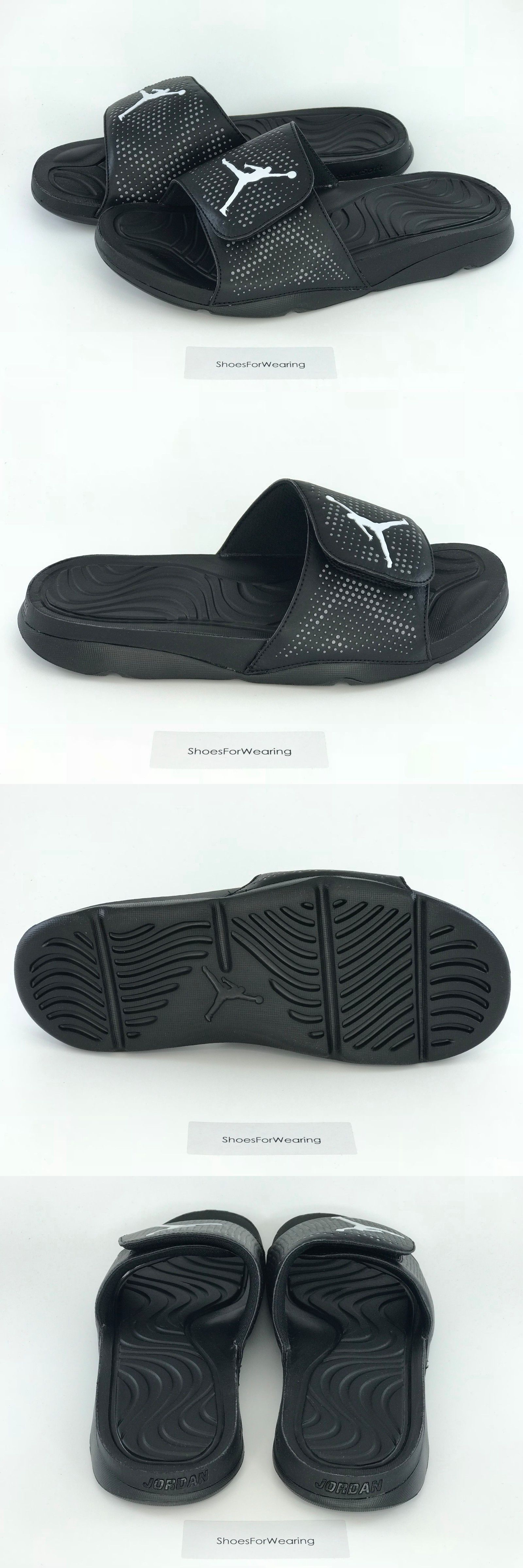 628c6649455c53 Sandals and Flip Flops 11504  Nike Mens Jordan Hydro 5 820257-010 Size