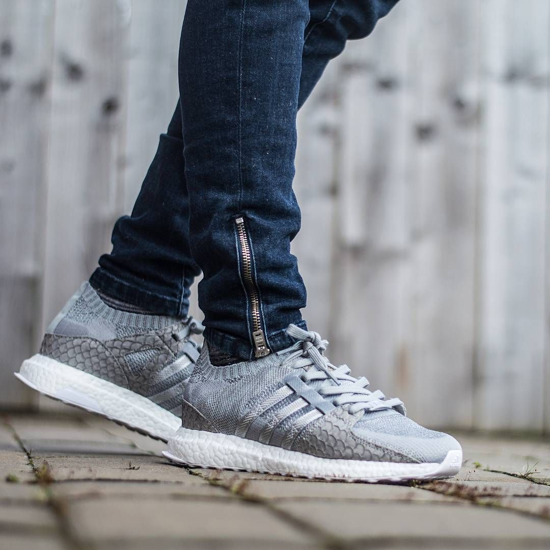 reputable site 19374 49fb5 Pusha T x adidas EQT Ultra BOOST Primeknit