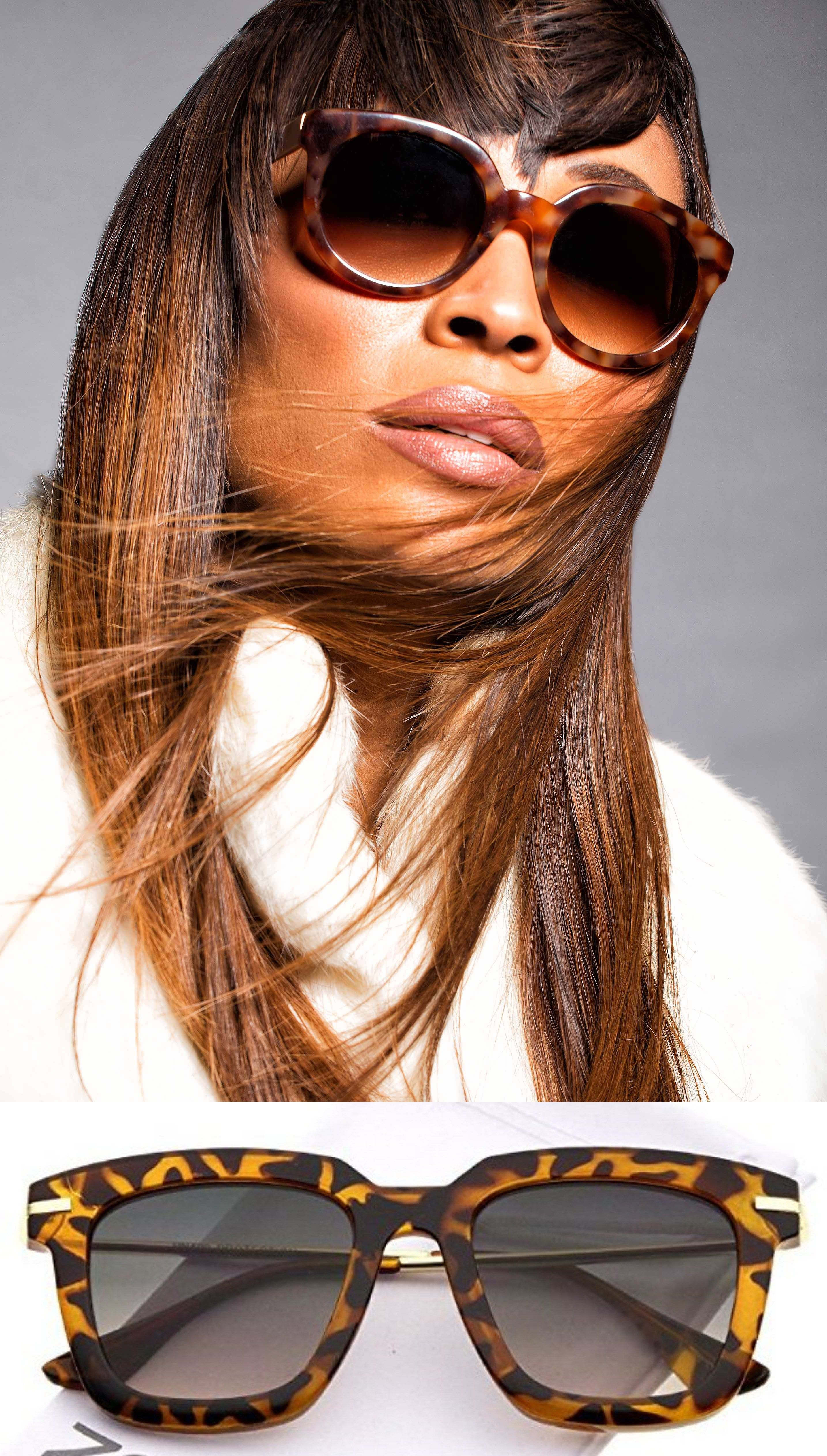 Cynthia Bailey Sunglasses Fancy Hot Chic Styles
