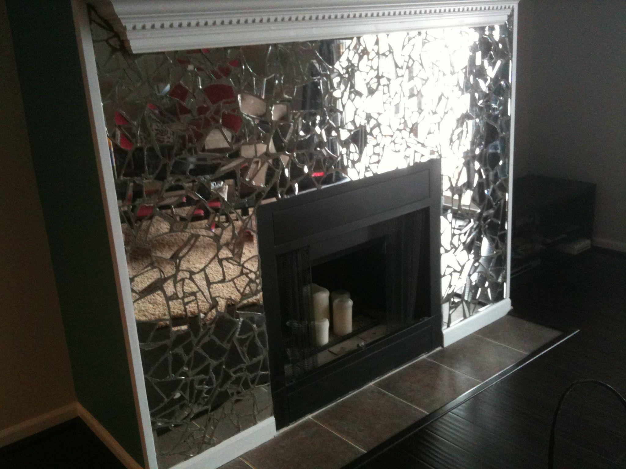 Mirrored mosaic