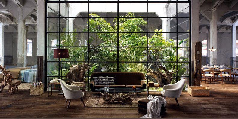 woonkamer-inrichten-planten-uitgelicht-yetanotherdesign | Tramp ...