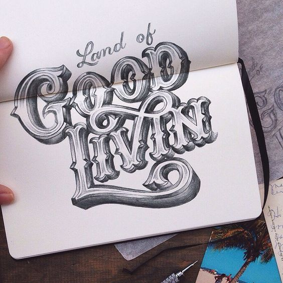 Florida - The Land of Good Livin' by Kenny Coil