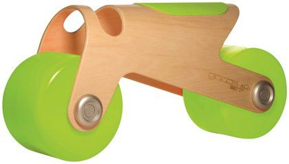 Kid O BIT Green Ride-on - Free Shipping