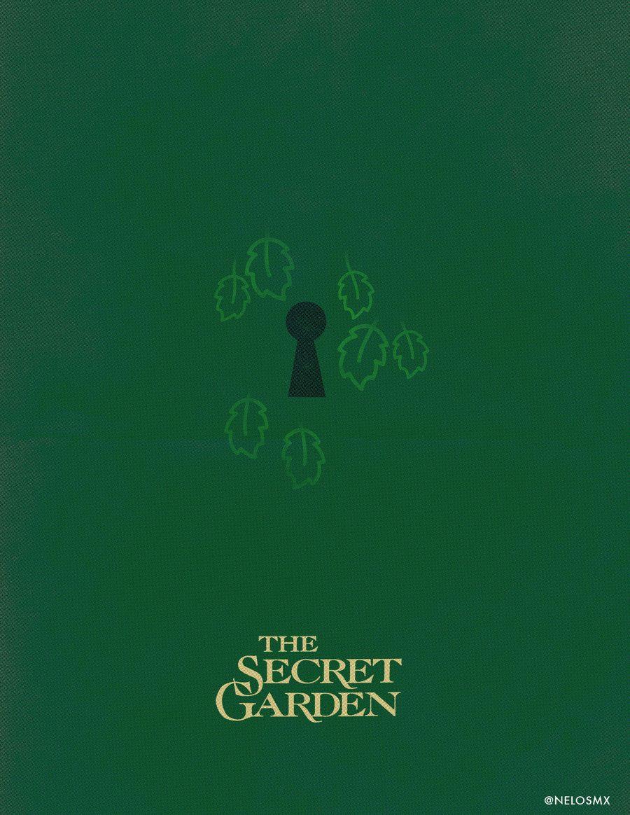 The Secret Garden 1993 Minimal Movie Poster By Alejandro