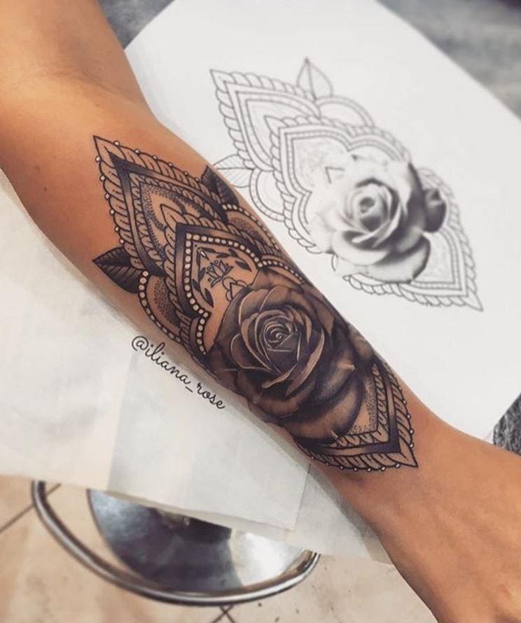 Photo of Great Rose Tattoo – Million Feed