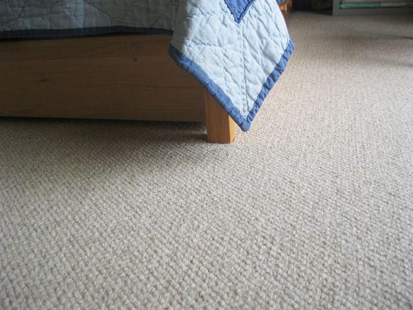 Natures Carpet Non Toxic Wool Carpeting