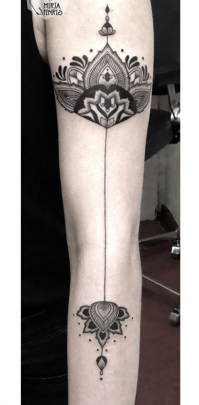 Tatuaż Kwiat Lotosu Wzory Modne I Kobiece Na Różne Części