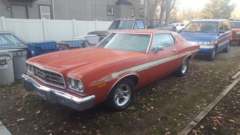 1973 Ford Gran Torino For Sale By Owner Boise Id Oldcaronline