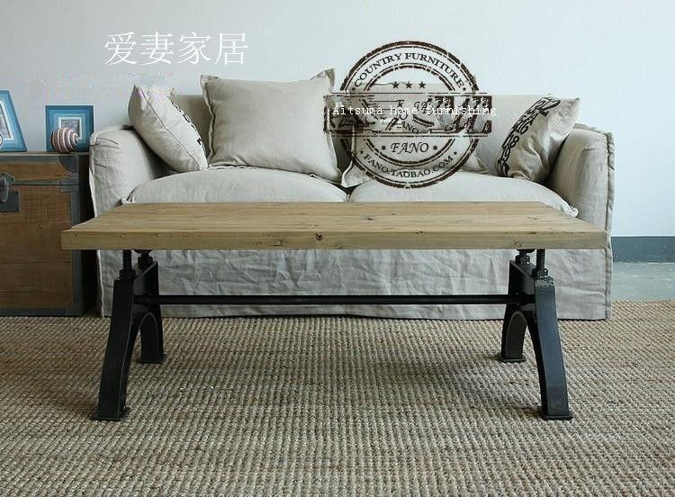 Tavolini da salotto fai da te industrial style cerca con for Tavolini industrial