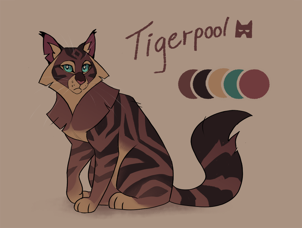 Twitter Warrior Cats Fan Art
