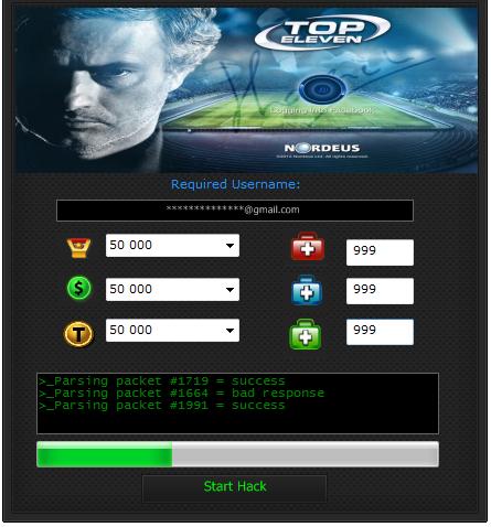 top eleven token hack  2014