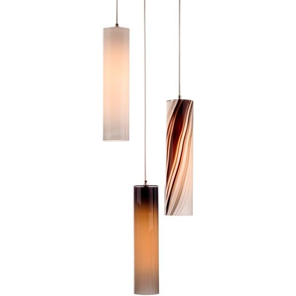 Bamboo Pendants ($4,750) ❤ liked on Polyvore featuring home, lighting, ceiling lights, bamboo lighting, ship lights, bamboo lamp and ship lamp