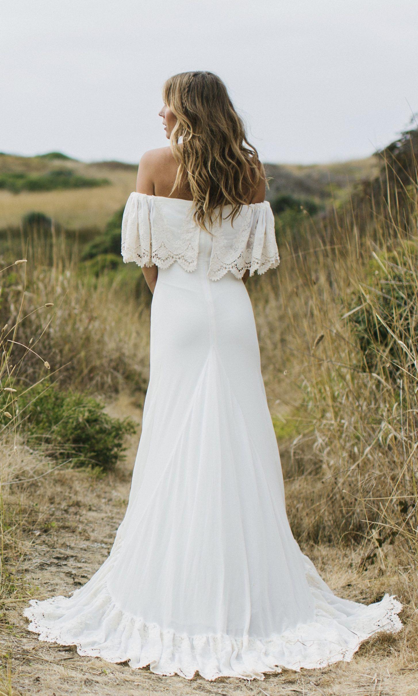 1970s wedding dress  Lu  DressesWedding Dresses  Pinterest  s wedding dress