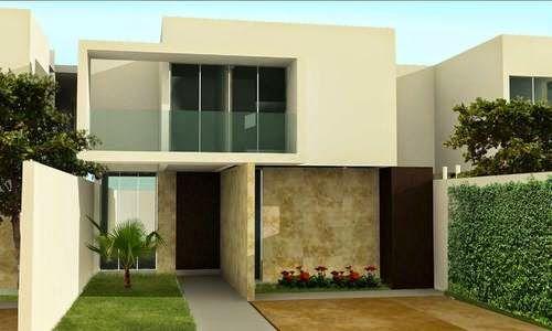 160 im genes de fachadas de casas modernas minimalistas y for Casas minimalistas fotos