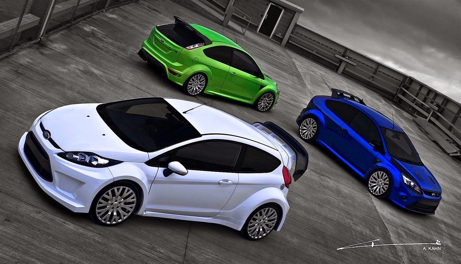 2015 Ford Fiesta Ford Fiesta St Ford Focus Rs Ford Focus