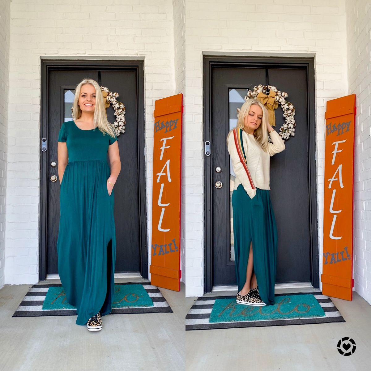 Sweater Over Maxi Dress Outfit Maxi Dresses Fall Maxi Dress Outfit Comfy Maxi Dress [ 1200 x 1200 Pixel ]