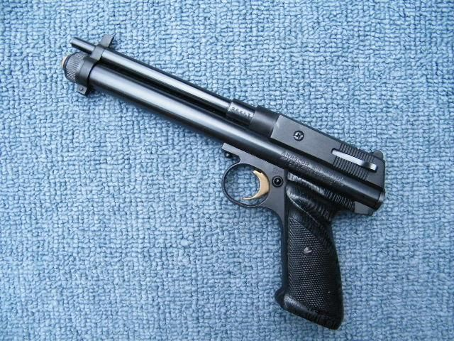 Armscor Air Pistol  22 cal bulk CO2 powered For Sale at GunAuction