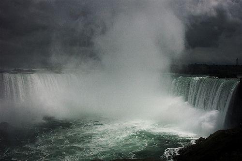 Niagara Falls Ontario ~ Canada ~ Horseshoe Falls ~ Histori… | Flickr