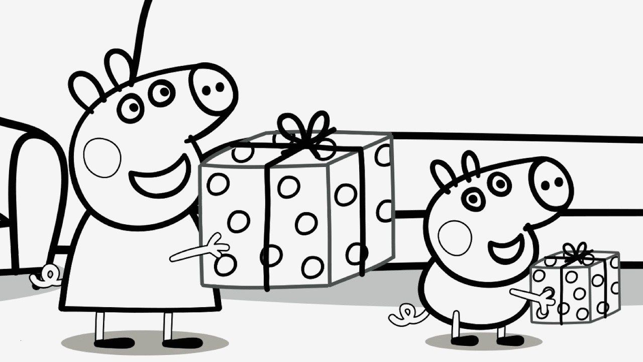25 Marvelous Picture Of Pig Coloring Page Davemelillo Com Peppa Pig Coloring Pages Coloring Pages For Kids Family Coloring Pages