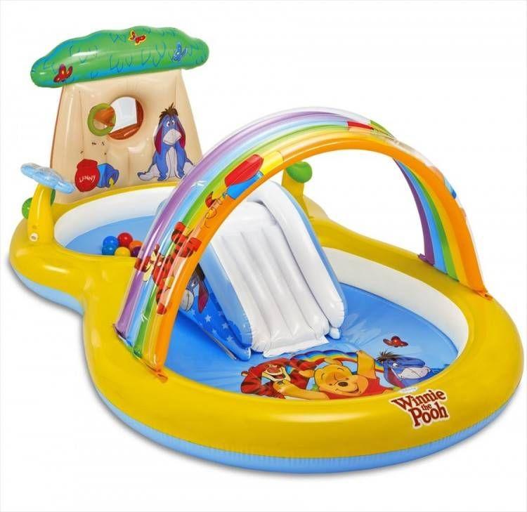 Disney Winnie The Pooh Speelzwembad (Intex) #zwembad #zwembaden #intex #kinderzwembad #kinderzwembaden #speelzwembad