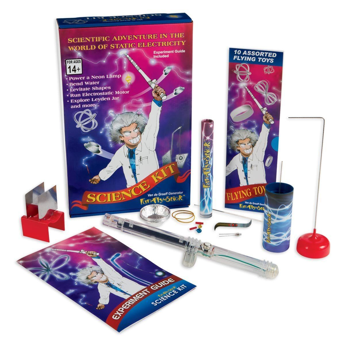 Static Electricity Science Kit