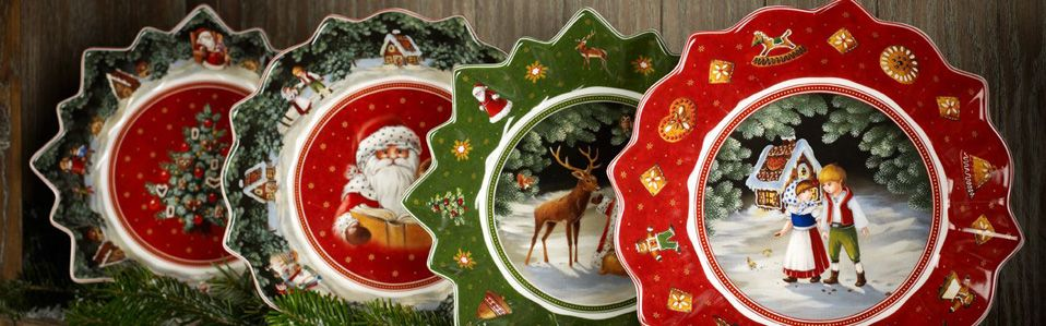 Laissez-vous enchanter par Villeroy & Boch Noël 2013 à L\'Oranger ...