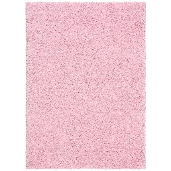 Rug Squared Woodstock Light Pink 5 X 7
