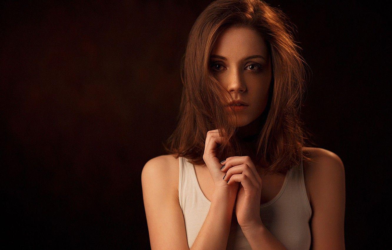 девушка модель ксения
