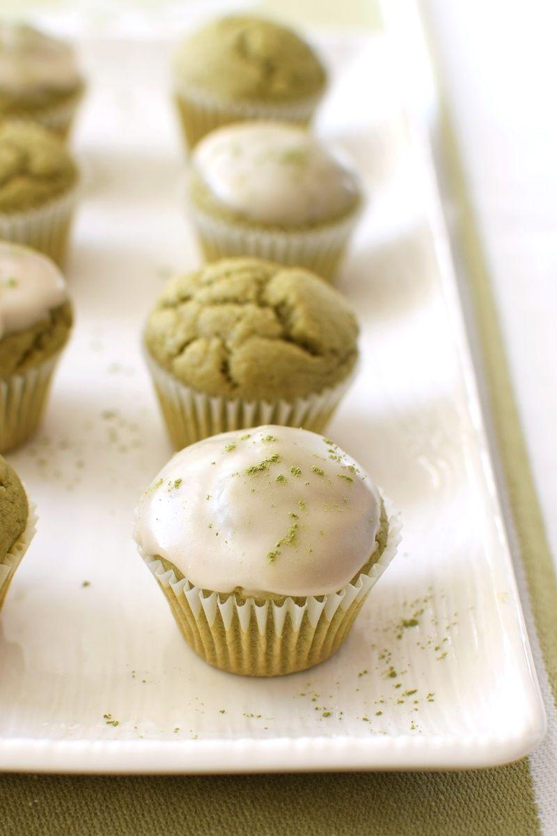 Photo of Matcha Latte Mini Muffins Recipe (Dairy-Free)