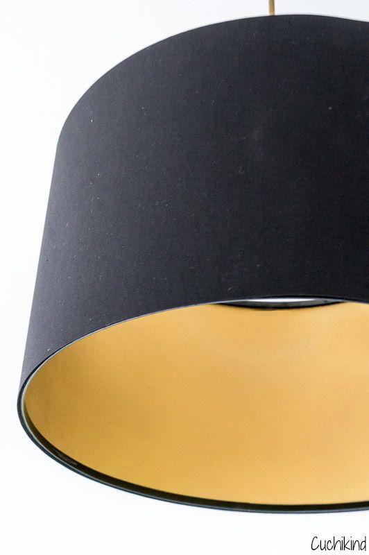 Ikea Hack: Goldlampe Cuchikind | Ikea hack, Ikea lampen