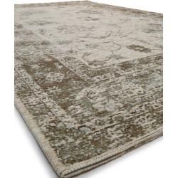 Photo of benuta Trends Flachgewebeteppich Frencie Beige 300×400 cm – Vintage Teppich im Used-Look benuta