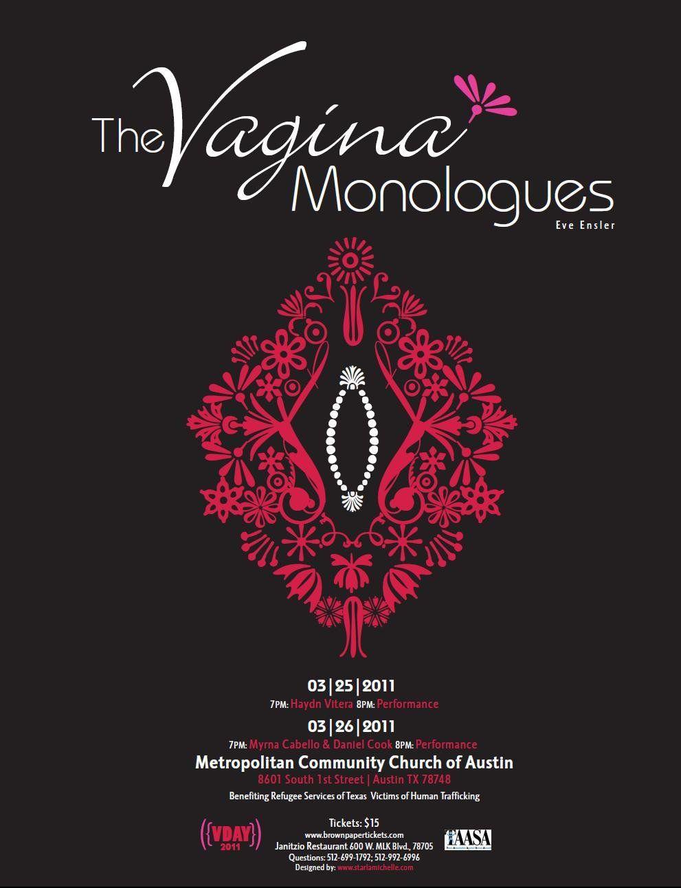 summary vagina monologues