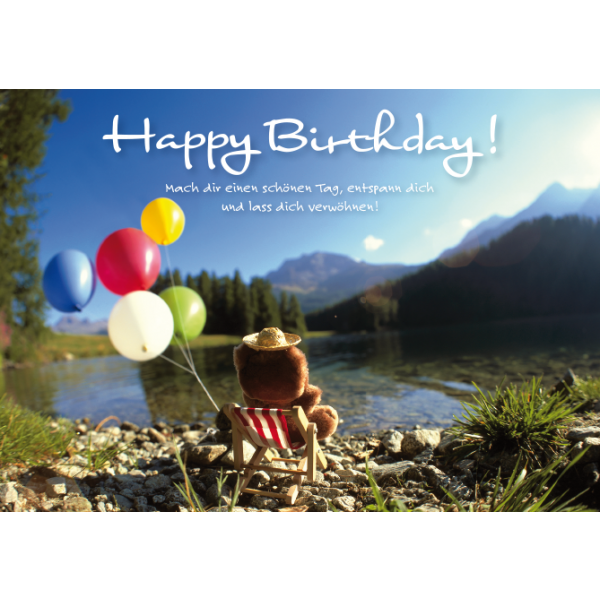 Happy Birthday!/Bild1