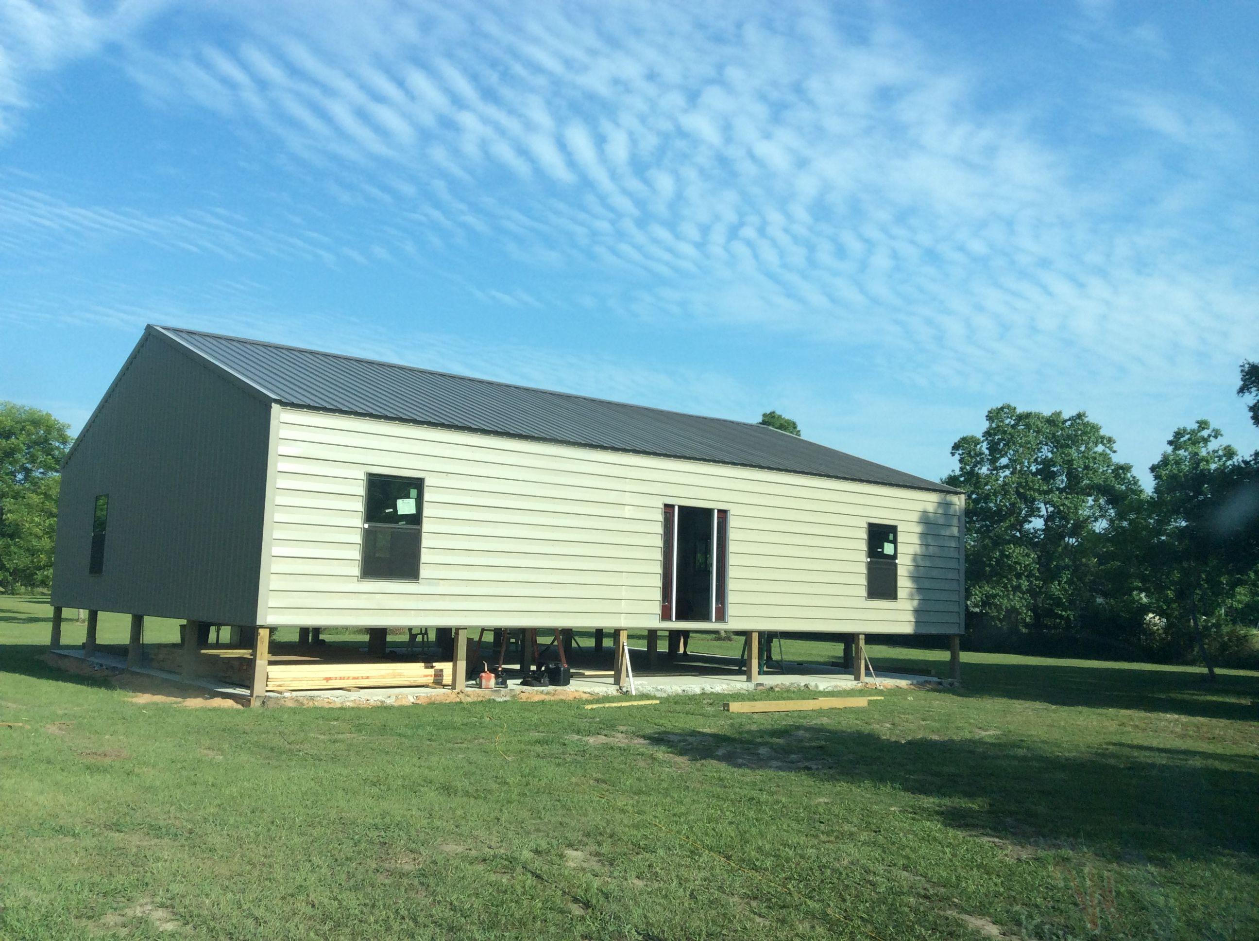 Mallett buildings post frame pole barn builders